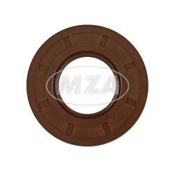 Wellendichtring NJK 30x62x07 - FPM - braun - mit Staublippe