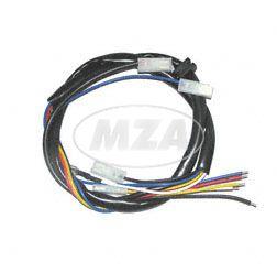 Kabelsatz 8305.2-170 - für Grundplatte Schwunglichtelektronikzünder, SLEZ - B 5 x 0,75 - m. Verschluß f. Kabeldurchführung - SR50, SR80