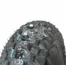 Moped-Reifen, 2 3/4 - 16, 36 B, K46