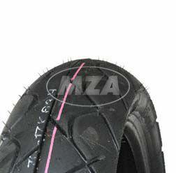 Motorrad-Reifen, 110/70 - 17 M/C, 54 H, TL, K 63