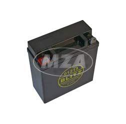 AGM-Batterie - Vlies - wartungsfrei - 6V 12Ah für S50, S51, S70, SR50