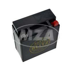 AGM-Batterie - Vlies - wartungsfrei - 12V 5,5Ah - für S50, S51, S70, SR50 - Maße: LxBxH= 121x58x130 mm