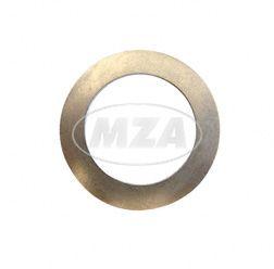 Ausgleichsscheibe 0,5mm f. Dichtkappe (Abtrieb) z.B. für ETZ, TS125, 150, TS250