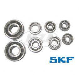 SET Kugellager SKF - für Motor EM250, 251, 301 - 8-teilig