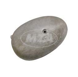 Abschlußkappe, natur - roh - für Lichtmaschinendeckel TS125, TS150, ES125, ES150