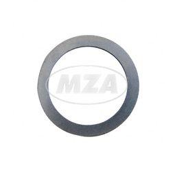 Ausgleichscheibe für Schaftradlager/ Rillenkugellager 6004 - TS 125,150 - Stärke 0,3mm