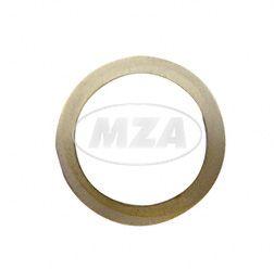 Ausgleichscheibe für Schaftradlager, Rillenkugellager 6004 - TS125, TS150 - Stärke: 0,5mm