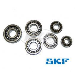 SET Kugellager SKF - für Motor MM125/3, 150/3, TS125, TS150 - 6-teilig