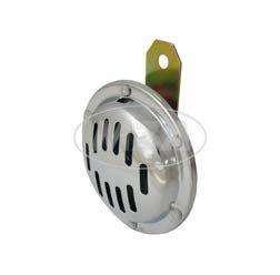 Signalhorn/ Hupe Ø100 - 12V - chrom - z.B. für ES175, ES175/1, ES250, ES250/1, ES300, BK350
