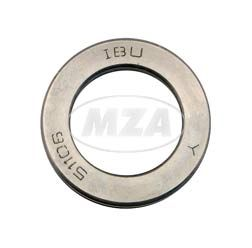Axial-Rillenkugellager  51106 DIN711 ( IBU-MARKENLAGER )  - Kupplung ES175, ES250, ES300