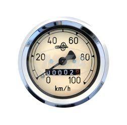 Tachometer MESTRA - AS 60mm - z.B. für RT125/1 - (100 Km/h)