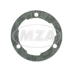 Dichtung zur Dichtkappe - 3-Loch  RT125/3,  RM150 ( Marke: PLASTANZA / Material ABIL )