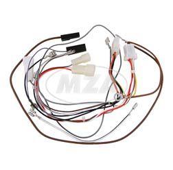 Kabelsatz, Umrüstsatz - für VAPE-Zündungen - S50, S51, S70
