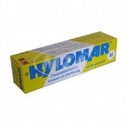 Dichtmasse ,Dichtungsmasse HYLOMAR M - die dauerplastische Universaldichtung - 80ml Tube inkl. Dosiertülle