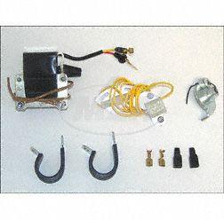 Elektronische Zündung ohne Lichtmaschine f. alle 2-Takt ETZ - f. DDR-Rotor mit Graphitringen