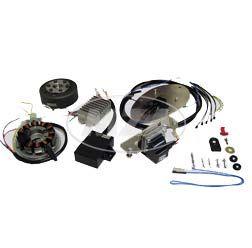 Lichtmagnetzündanlage mit intergrierter vollelektronischer Zündung 12V 150W DC - für alle BK350-Versionen