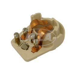 Lampenfassung, Glühlampenträger z.B. passend für AWO, BK350, ES, RT, Motorroller - mit Schraubanschlüssen - mit Standlichtfassung