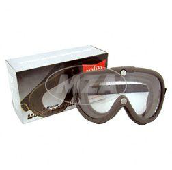 Motorradschutzbrille im DDR-Design