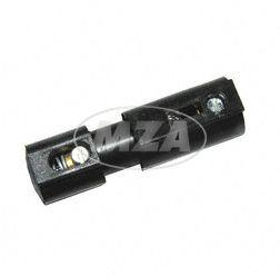 Sicherungshülse, Sicherungshalter 8819.1/1 für Torpedo-Sicherungen bis 36V - für Kabel bis 2,5mm² - f. ETZ, ES, TS, Mokick, universal