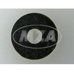 Gummischeibe 3x9-1 - Weichgummischeibe, Sicherungsscheibe f. Schrauben - u.a. Blinkleuchten, Rückleuchten, Begrenzungsleuchte