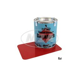 Lackfarbe Leifalit (Premium), rot, -Modelle, ES, TS, 0,5l