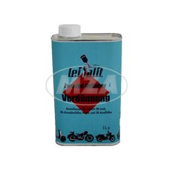 Verdünnung Leifalit (Premium) für Decklacke und Grundierfüller  1l