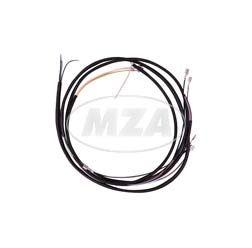 Kabelbaum für Schalterkombination 6 Volt Simson SR50 SR80 mit Lichthupe