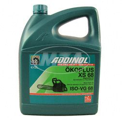 ADDINOL Kettensägenöl (Schneidschwert) Ökoplus XS68, biologisch abbaubar, 5 L Kanister