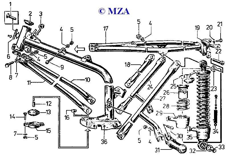 Stoßdämpfer Satz 380mm für Simson S51 S53 S83 Simson S 51//1 S 70 1E S 53 S70