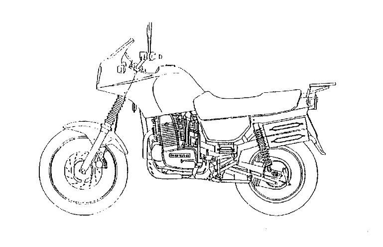 MZ 500 Rotax Luftfilter A 620 NEU Original